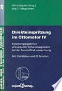 Direkteinspritzung im Ottomotor IV