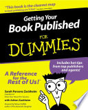 Getting Your Book Published For Dummies book
