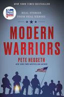 Book Modern Warriors