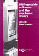 Bibliographic Software and the Electronic Library