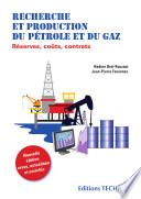 Recherche et production du p  trole et du gaz