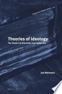 Theories of Ideology