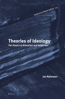 Book Theories of Ideology