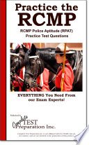 Practice the RCMP  RCMP Entrance Test  RPAT  Practice Test Questions
