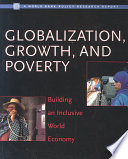 Globalization  Growth  and Poverty