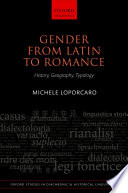 Gender from Latin to Romance