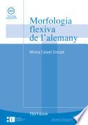 Morfologia flexiva de l'alemany[