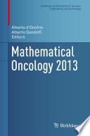 Mathematical Oncology 2013