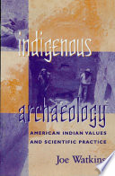 Indigenous Archaeology