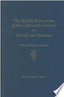 illustration du livre The English Humourists of the Eighteenth Century and Charity and Humour