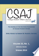 College Student Affairs Journal