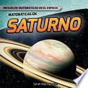 Matemáticas en Saturno (Math on Saturn)
