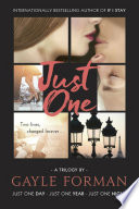 Just One...