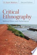 Critical Ethnography