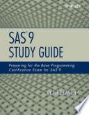 SAS 9 Study Guide
