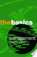 Management  The Basics