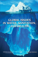 Global Issues In Water Sanitation And Health