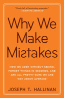download ebook why we make mistakes pdf epub