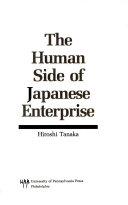 The Human Side of Japanese Enterprise