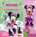 Disney Minnie Mouse Bow toons Take Along Tunes