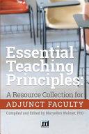 Essential Teaching Principles