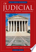 The Judicial Branch of Federal Government