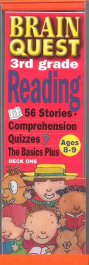 Brain Quest 3rd Grade Reading