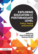 Exploring Education At Postgraduate Level