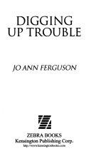 Diggin Up Trouble Book PDF