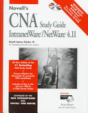 Novell s CNA Study Guide IntranetWare NetWare 4 11