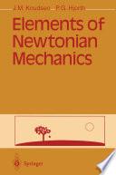 Elements of Newtonian Mechanics