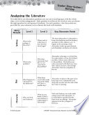 Alexander and the Terrible  Horrible  Leveled Comprehension Questions