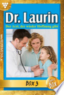 Dr. Laurin Jubiläumsbox 3 – Arztroman