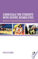 Curricula for Students with Severe Disabilities