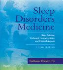 Sleep Disorders Medicine E-Book