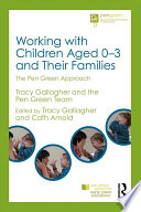 Working with Children Aged 0 3 and Their Families