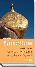 Lesereise Myanmar   Burma