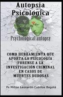 Autopsia Psicol Gica