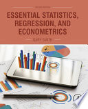 Essential Statistics  Regression  and Econometrics