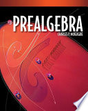 Prealgebra  A Text Workbook