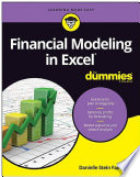 Financial Modeling in Excel For Dummies