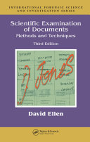 Scientific Examination of Documents