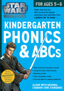 Star Wars Workbook  Kindergarten Phonics and ABCs