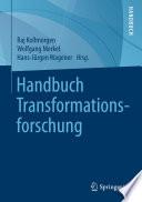 Handbuch Transformationsforschung