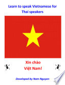 Learn to Speak Vietnamese for Thai Speakers