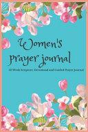 Women S Prayer Journal