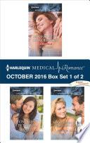 Harlequin Medical Romance October 2016 Box Set 1 Of 2