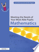 Meeting the Needs of Your Most Able Pupils  Mathematics