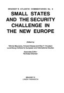 Small States and the Security Challenge in the New Europe