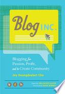 Blog  Inc